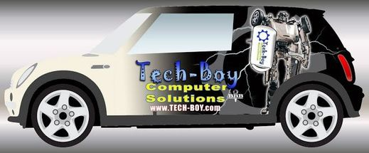 Computer Repair Sacramento Tech-Boy Computer Solutions